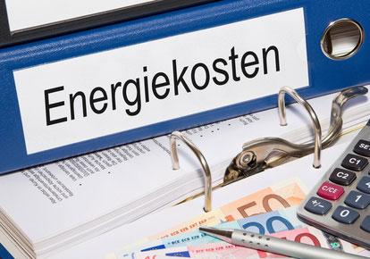 Kostenprobleme bei der Stromversorgung