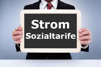 Sozialstrom mit Sozialtarif